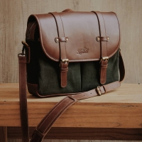 Field Leather Bag