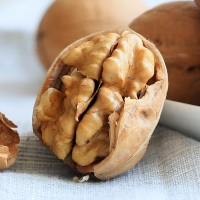 Fresh And Delicious Walnuts