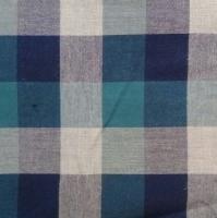 Yarn Dyed Melange Check Fabric