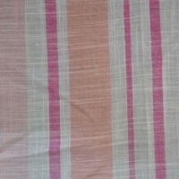 Yarn Dyed Cotton Slub Stripe