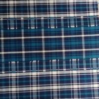 Yarn Dyed Cotton Checks Fabric