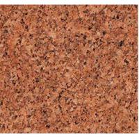 Classic Red Granite Slab