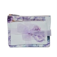 Stain Portable Travel Cosmetic Bag