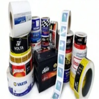 Heavy Duty Printed Labels