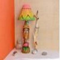 Krishna Lamp