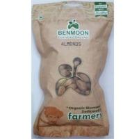Organic Almonds 250 GMS Pouch
