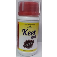 Keet Out ( Now With Measuring Cap )