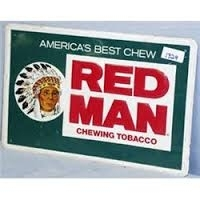 Red Man Chewing Tobacco