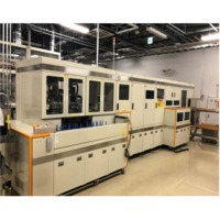 Mitsubishi Solar Cell Manufacturing Equipment.