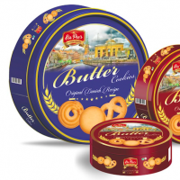 Danish Style Butter Cookies Tins