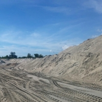 River Sand For Reclamation