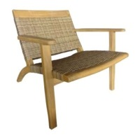 Teak Wood Arm Chair
