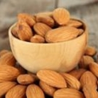 Sweet And Bitter Almond Nuts
