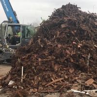 E46 - Fragmentized Scrap From Incineration