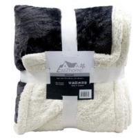 Sherpa Cashmere Blanket