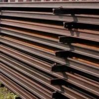 Good Quality Metal Steel Used Rail
