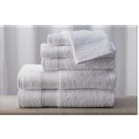 Bath Towels, Hand Towels And Face Towels