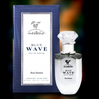 Blue Wave By Mesteno For Men