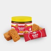 Biskit Butter Speculoos Paste Crunchy