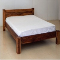 Wooden Bed ( Gc Bed -032)