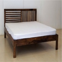 Wooden Bed ( Gc Bed -033)