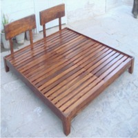 Wooden Bed ( Gc Bed -039)