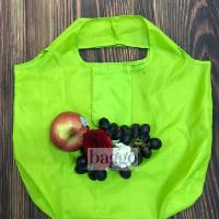 100% Polyester Folder Shopping Bag