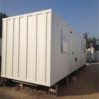Oilfield Accommodation & Utility Buildings