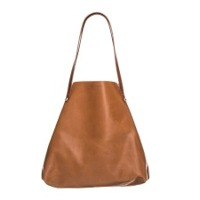 Saddle Tan Veg Bespoke Tote Bags