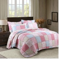 Cotton Patchwork Bedsheets