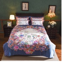 Patchwork Bed Sheet