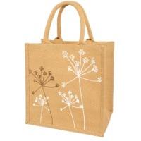 Floral Jute Bags