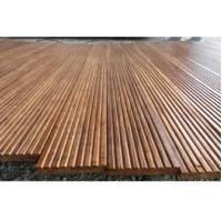 Bamboo floor