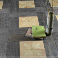 Art Parquet Oak Smoked Hardwood flooring Tile