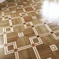 Oak Maple Wood Flooring Solid Hardwood Floor