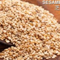 Sudan Whitish Sesame Seeds