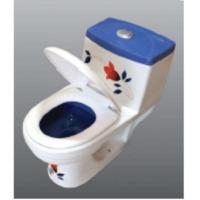 Printed Western Toilet Seat