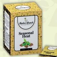 Seasonal Heat Ayurvedic Medicinal Green Tea