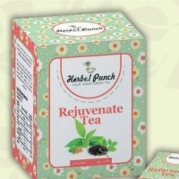 Rejuvenate Ayurvedic Medicinal Green Tea
