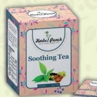 Soothing Ayurvedic Medicinal Green Tea