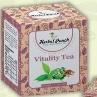 Vitality Ayurvedic Medicinal Green Tea
