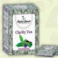 Clarity Ayurvedic Medicinal Herbal Green Tea