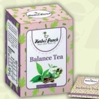 Balance Ayurvedic Medicinal Herbal Green Tea