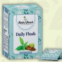 Daily Flush Ayurvedic Medicinal Herbal Green Tea