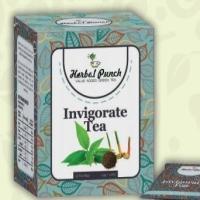 Invigorate Ayurvedic Medicinal Green Tea