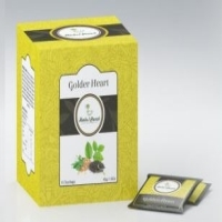 Golden Heart Ayurvedic Medicinal Green Tea