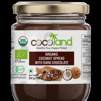 Coconut Chocolate Spread (Organic /conventional)
