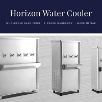 Stainless Steel Water Cooler Fountain