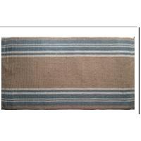 Jute Mat Stripes Design