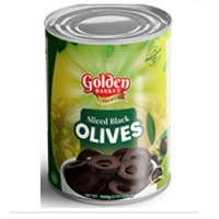 Canned Black Olives